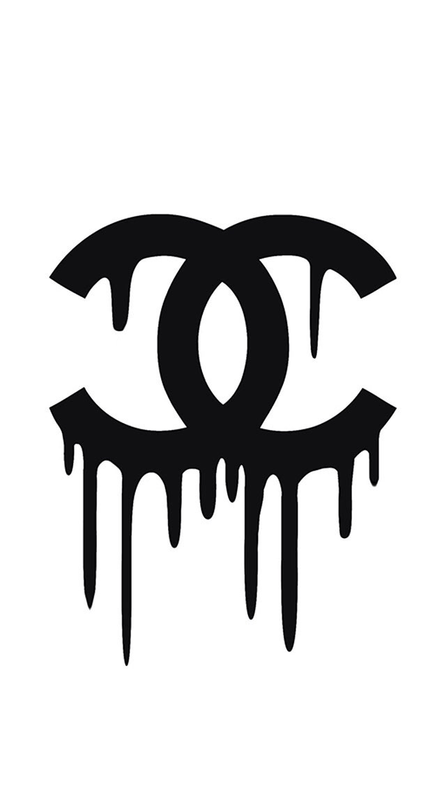 Wallpaper Pour Iphone 5 In 2019 Chanel Wallpapers Coco