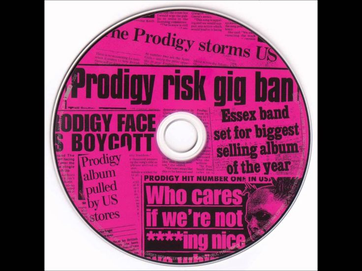 The Prodigy - Out Of Space HD 720p
