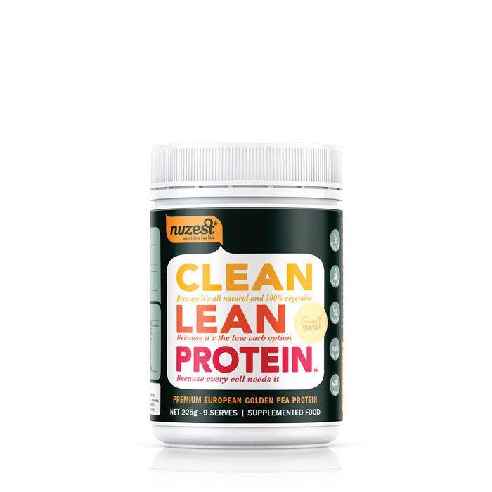 NuZest Clean Lean Protein - Vanilla