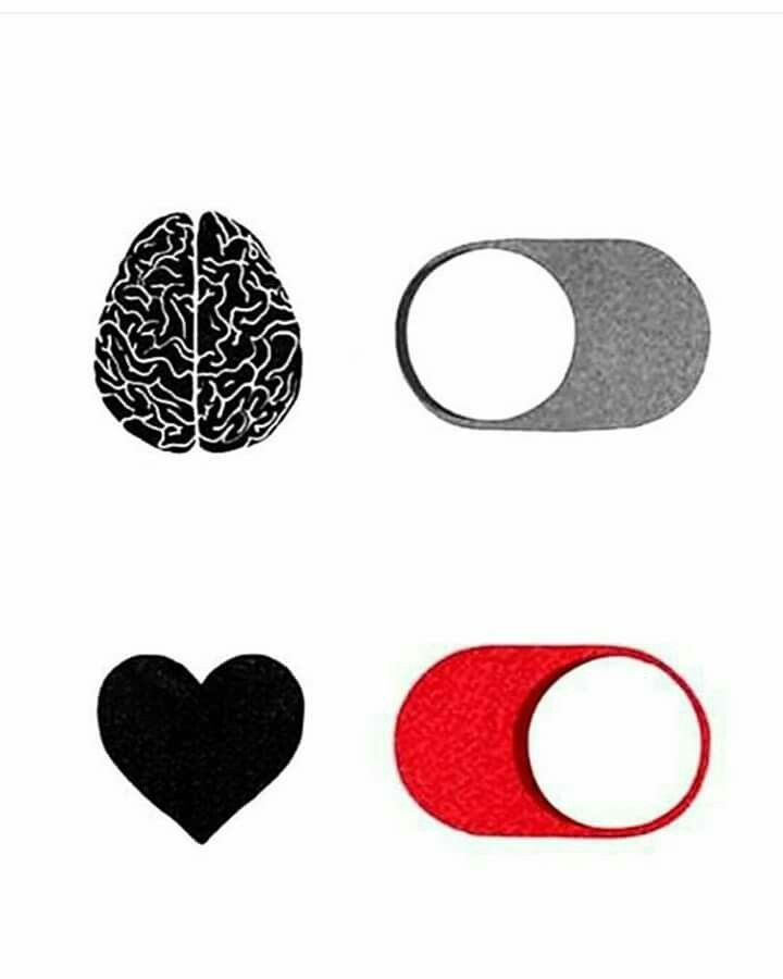 Brains off Heart on