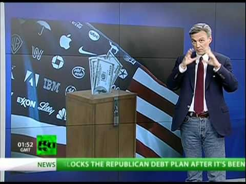 Thom Hartmann: How Corporations Created the Tea Party Zombies.  Over the last 20 years corporations QUADRUPLED their profits while their tax burden fell by 50%. Guess what the average American worker got? DOUBLE the payroll tax. What is the Tea Party always whining about again? Their Ayn Randian utopia is already a reality!