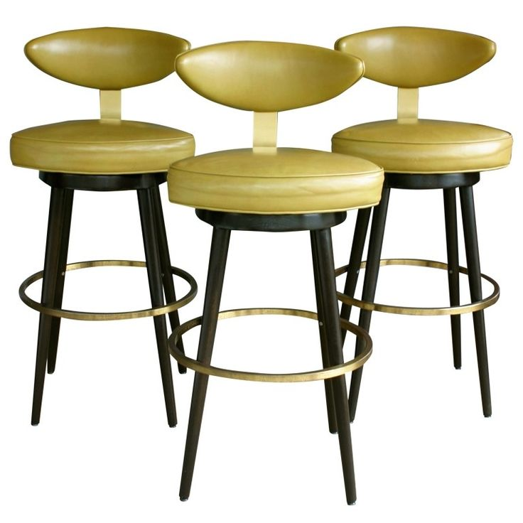 Leather Swivel Bar Stools - Foter