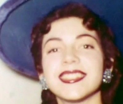 Irene Garza who was murder when she went to confession in 1960