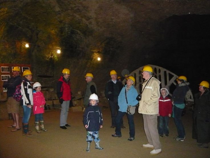 Museum in Beer Quarry Caves