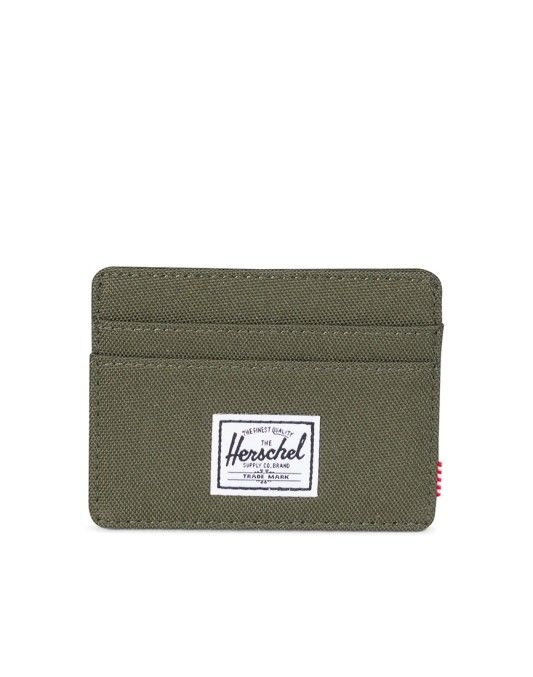 Herschel Charlie Wallet Green | Shop Now at The Idle Man | #StyleMadeEasy
