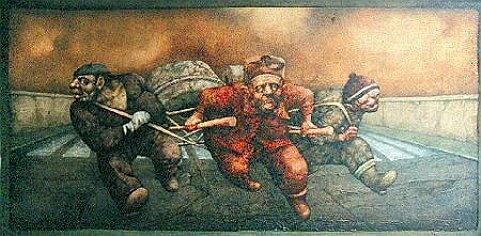 Jerzy Duda-Gracz - Jeźdźcy Apokalipsy - Fucha (1977)