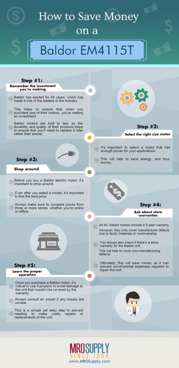 Best 11 Baldor EM4103T Infographics images on Pinterest   Purpose ...