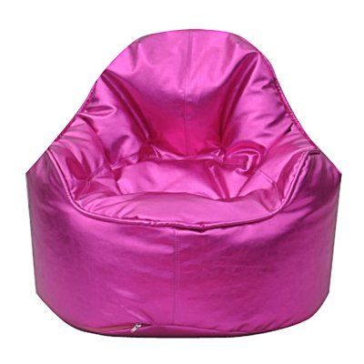 modern bean bag mini me pod small bean bag chair mbbrb royal blue