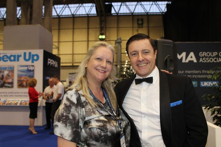 Gill booked Andy back in July to perform his Rat Pack Tribute show for the exhibitors after show party during their Trade show at the N.E.C. Birmingham.  After the first day of the exhibition, P.P.M.A. invited all their exhibitors to join them for drink and food as well as some entertainment.   It was a great corporate event to be part of.  See more pictures at https://www.andywilshersings.co.uk/shows/corporate-entertainment/ppma-ltd-tradeshow-exhibitors-drinks/