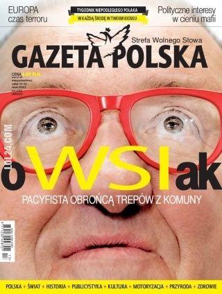 "Okładka ""oWSIak"" - Gazeta Polska #okładka #oWSIak #GazetaPolska"
