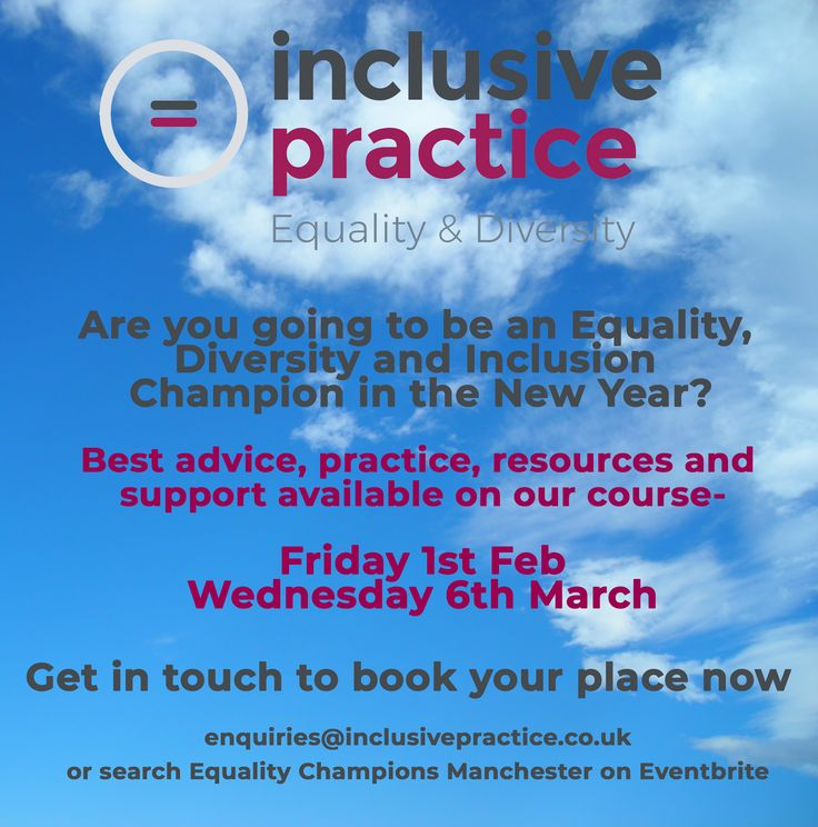Pin by Inclusive Practice on Equality, Diversity and