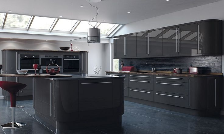 Why You Can't Take the Shine off High Gloss Kitchen Doors -  High gloss kitchen doors are quality and affordable. If you are in search for a way to reflect your love for contemporary and modern kitchen style, high gloss kitchen doors are the way to go. Read our blog post...