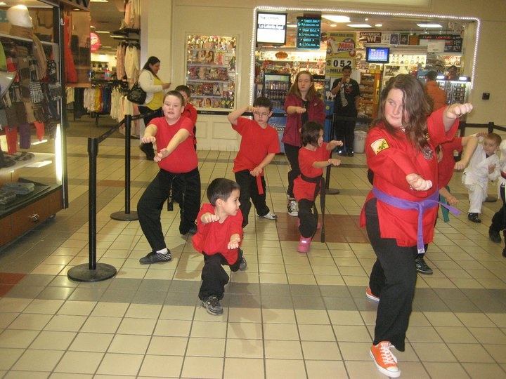 """Liberty Tree Mall """"DEEP Spelling Bee"""" Event March 2011"""