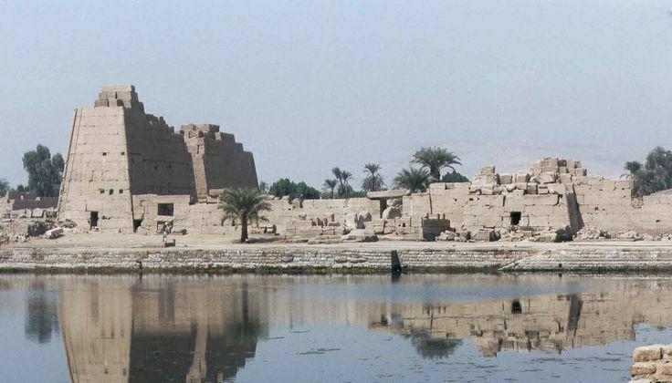 Vakakantie Dahab Egypte - Luxor tempel