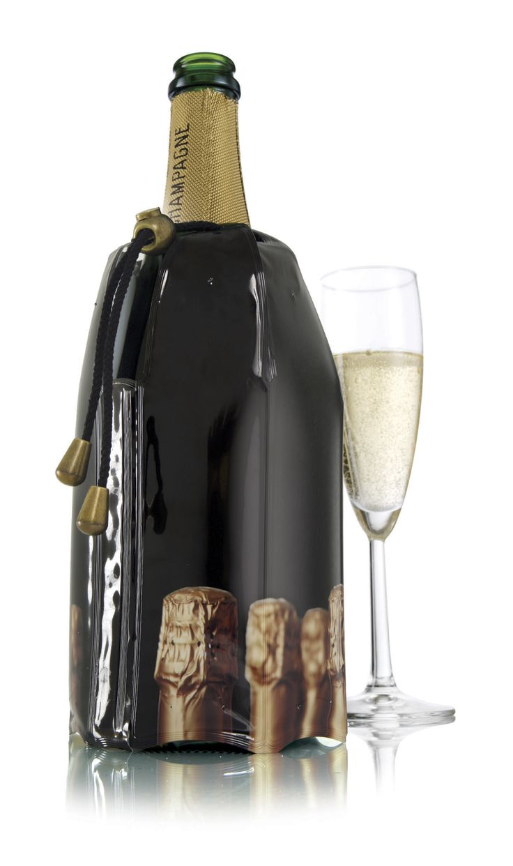 how to keep champagne fizzy after opening