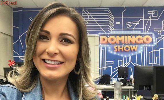 Ex-modelo Andressa Urach é demitida da RecordTV