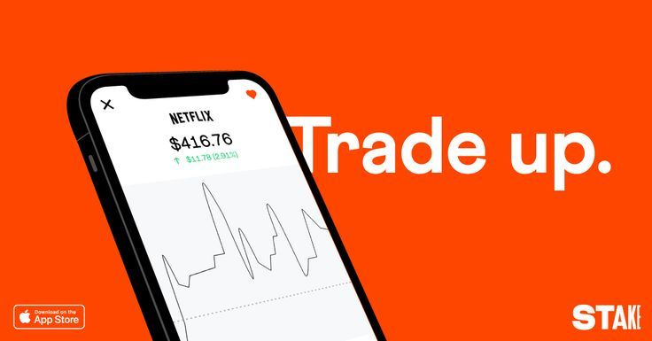 Use The Stake App To Trade Us Shares It S Really Easy And Cheaper Than The Bank Brokers Use The Referral Code Ni Online Share Trading Trading How To Get Rich
