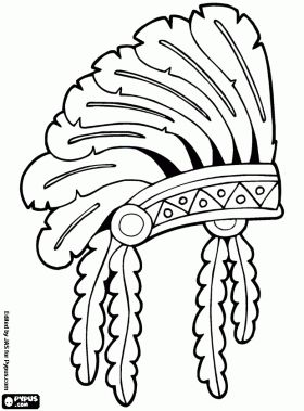 free printable tepee coloring pages - photo#26