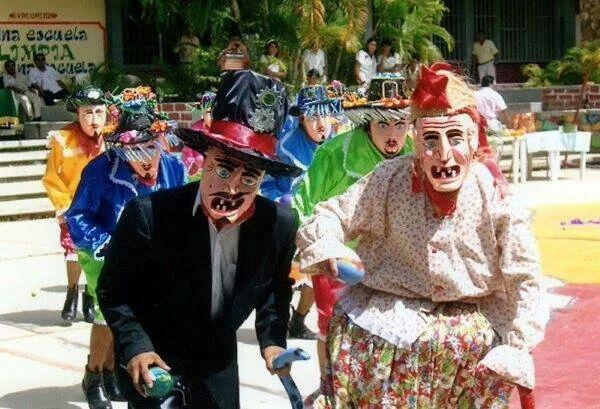 Danza de los Manueles, Tixtla, Guerrero, México