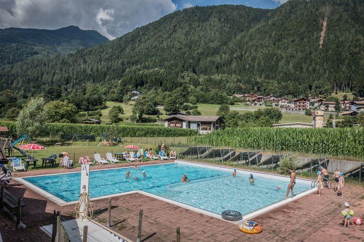☀☀ Voglia di sole, #relax e #piscina? Ancora poco e poi ci siamo  Buon inizio #settimana a tutti! Looking for #sun, relax and pool? A bit of patience and then here we are. Have a great #week! #takeyourtime #valrendena #trentino #madonnadicampiglio #pinzolo #dolomiti #dolomiten #campingplatz #campingsite #spring #springtime