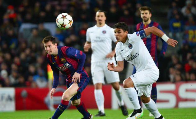 Sur son blog, Pierre Ménès s'est attardé sur « la faillite Thiago Silva » lors du match du PSG à Barcelone en Ligue des Champions.Au centre des cri...