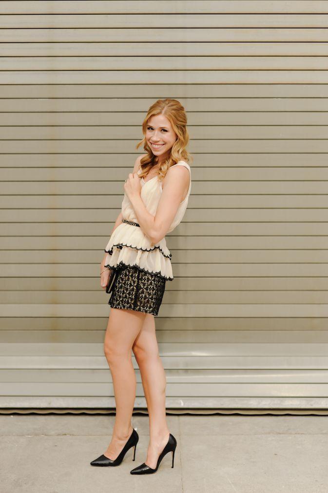 sidewalk ready: Awesome Heels, Black Lace, Blogger Highlights, Fashion Blog, Black Heels, Evening, Blog Watch