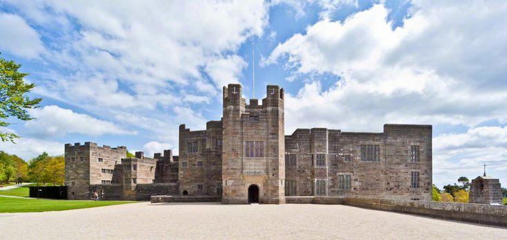 nice photos of Castle Drogo