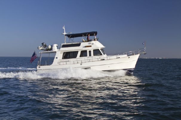 2014 Grand Banks 43 Heritage EU;  Seattle, WA #trawler #motoryacht #GrandBanks