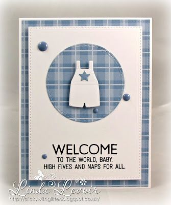SWG Originals: Set of 3 Baby Cards