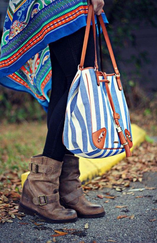 Bohemian Kimono @ALDO Shoes