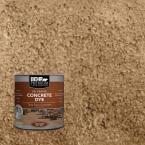 BEHR Premium 1 qt. #CD-809 Aztec Dawn Concrete Dye, Browns/Tans