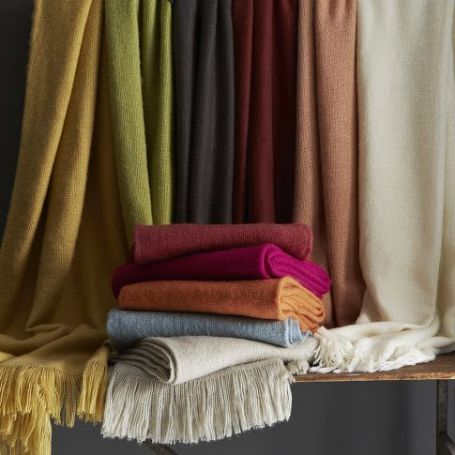 West Elm Favorite Throw - Great Yankee Swap Gift Ideas from MyUntangledlife.com