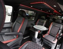 Headrest Monitors And Video Screens For Camper Vans Find This Pin More On Van Conversion Ideas VW