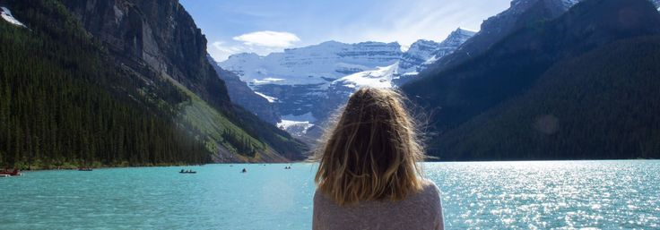 Lac Louise, parc national de Banff - Les Déclicates