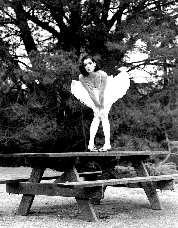 Herb Ritts - Winona Ryder