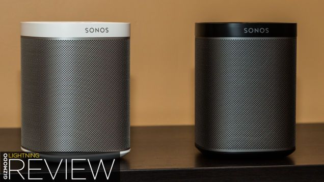 Sonos Play:1 Review: A Fun-Size Box of Wireless Audio Awesome