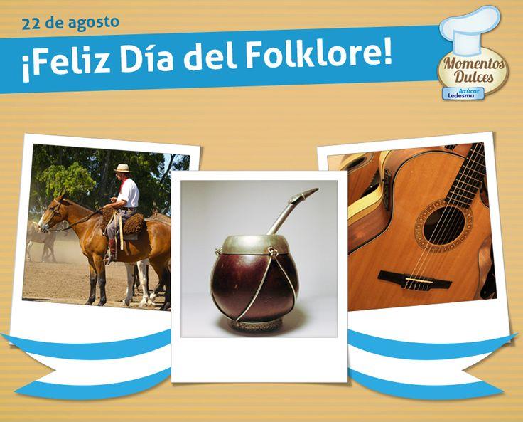 22 de agosto - Día del Folklore en Argentina y el mundo ...