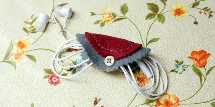 Πως να συμμαζέψετε τα ακουστικά σας