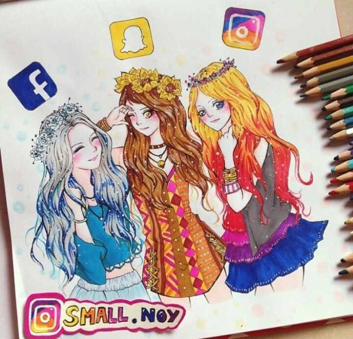 Cool app drawing