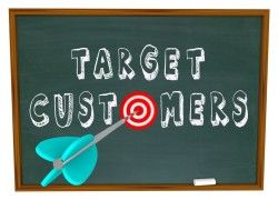target market - all you need to know about how to present your target market in a #vc pitch or #investor presentation