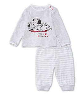 Babies Gr. 50-92 Baby-Pyjama in hellgrau - Mode günstig online kaufen - C&A