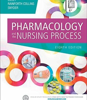 Pharmacology and the Nursing Process, 8e PDF
