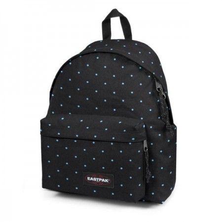 Eastpak padded pak'r, EK620, dot black - Skoletasker til unge - Skoletasker