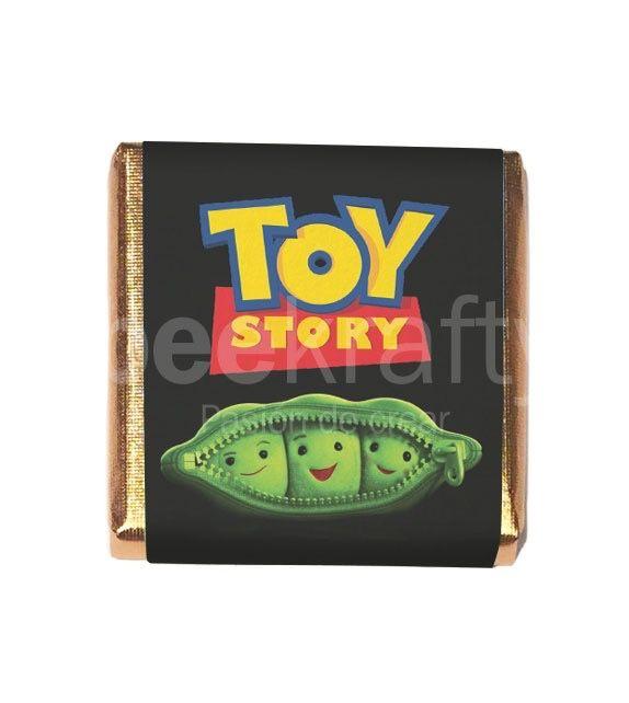 Consigue estos minichocos de Toy Story en www.beekrafty.com También los personalizamos con lo que quieras! #beekrafty #pasionporcrear