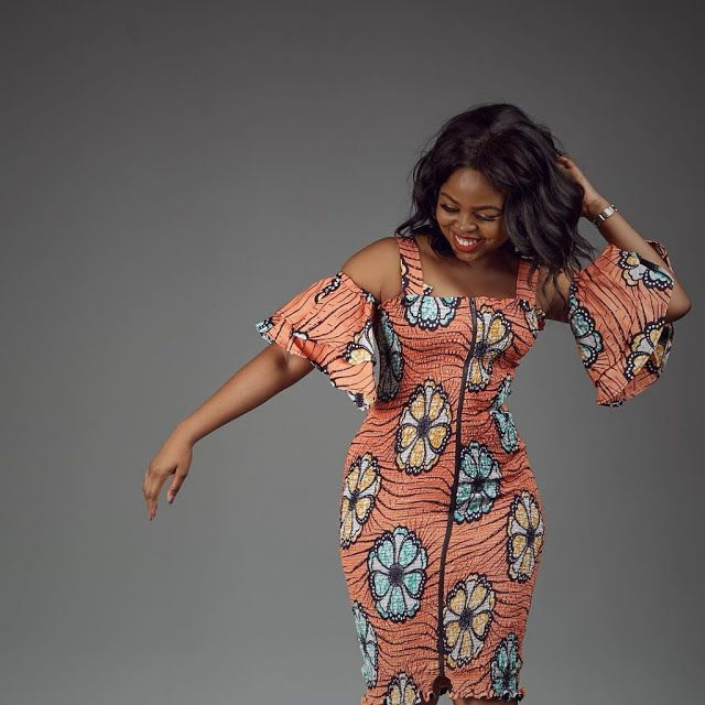 Wow! Stylish Ankara Gown Styles For Beautiful African Ladies - DeZango Fashion Zone