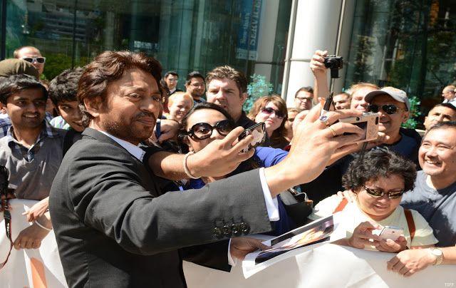 Bollywood, Tollywood & Más: Irrfan Khan Toronto international film festival