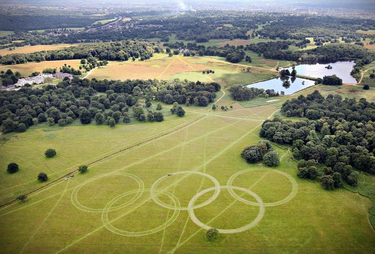london olympics: London2012, Shire Horses, London 2012, Parks, Richmondpark, Olympic Rings, 2012 Olympic