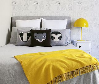 yellow fox_2 by baby space interiors, via Flickr