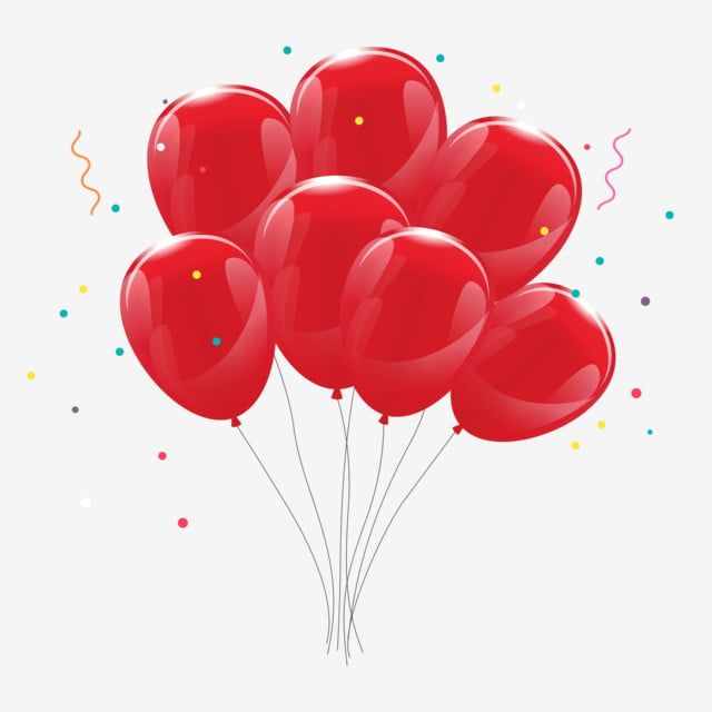 Red Celebration National Day Holiday Festive Hand Painted Balloon Material Red Festive National Day Png Transparent Clipart Image And Psd File For Free Downl Balloon Painting National Day Holiday Holiday Festival