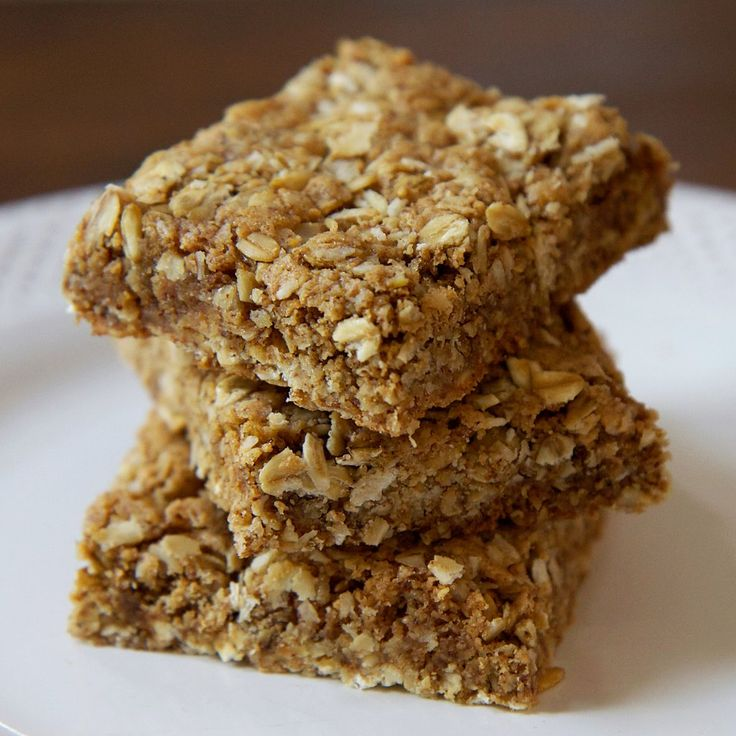 They Taste as Good as Cookies, but They're Protein-Packed Breakfast Bars: Your alarm goes off, and you barely have enough time or energy to slip out of your PJs and into a decent outfit, let alone prepare a nutritious (and tasty!) breakfast.